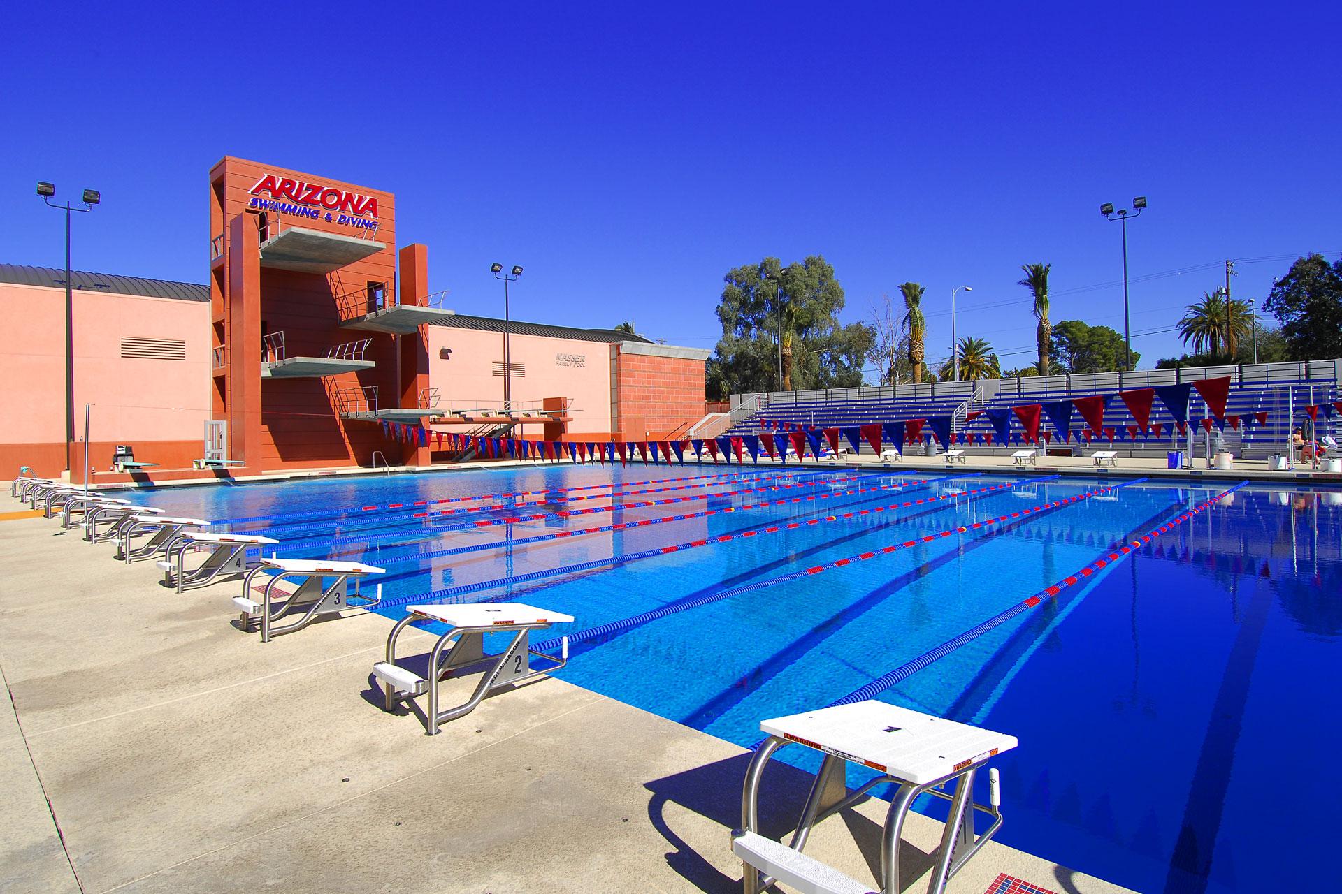 University Of Arizona Intercollegiate Athletics Facility
