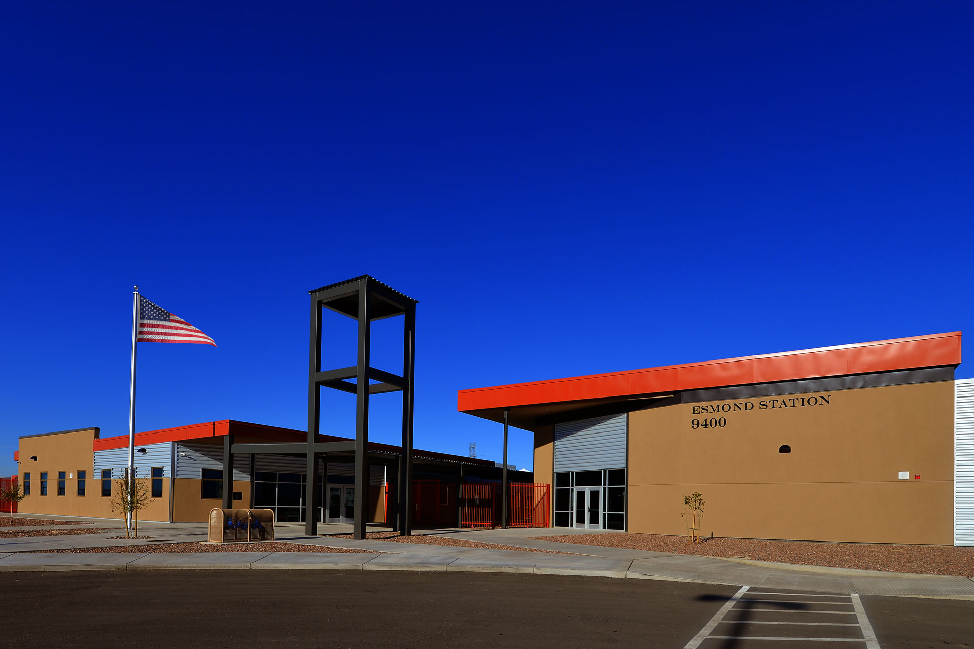 Esmond Station Middle School K 8 Lloyd Construction