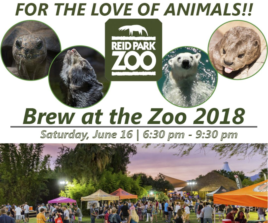 Brew at the Zoo 2018