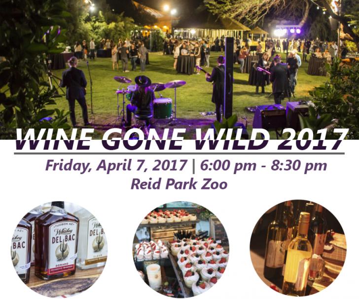 Wine Gone Wild 2017